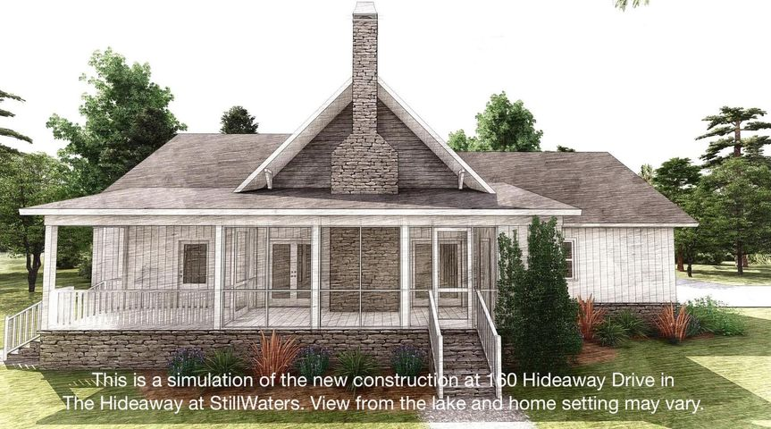 160 Hideaway Dr, Dadeville, AL 36853