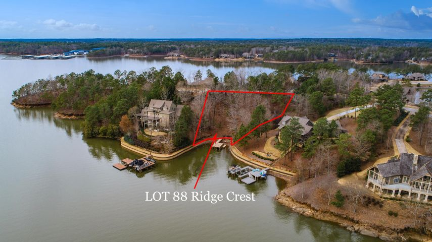 Lot 88 Ridge Crest, Alexander City, AL 35010