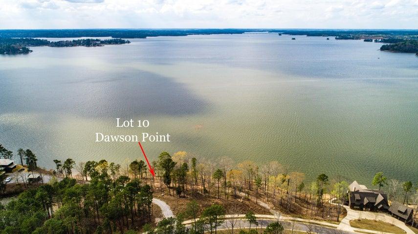 Lot 10 Dawson Pt, Alexander City, AL 35010
