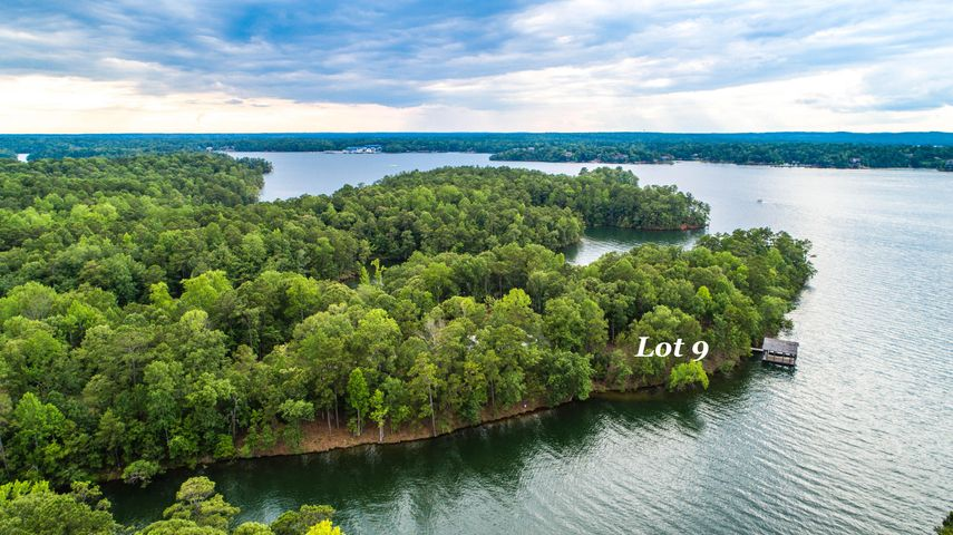 Lot 9 Kennebec on Lake Martin