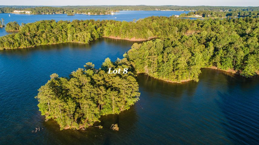 Lot 8 Kennebec on Lake Martin