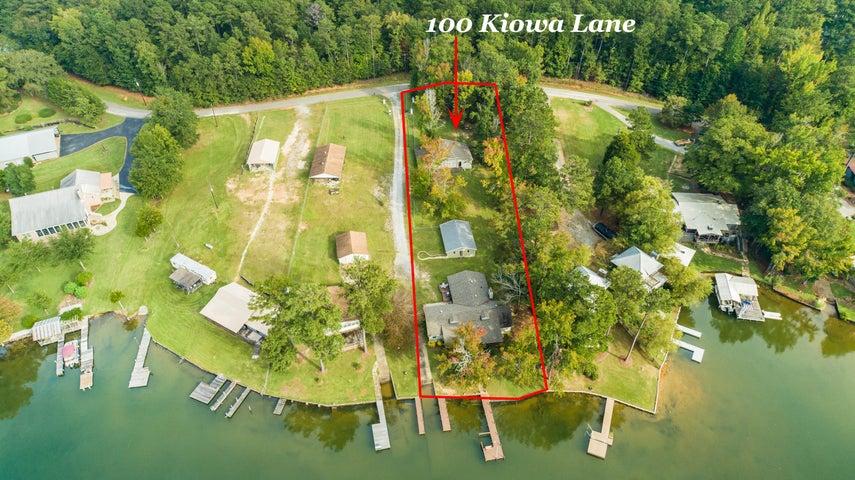 100 Kiowa Ln, Dadeville, AL 36853