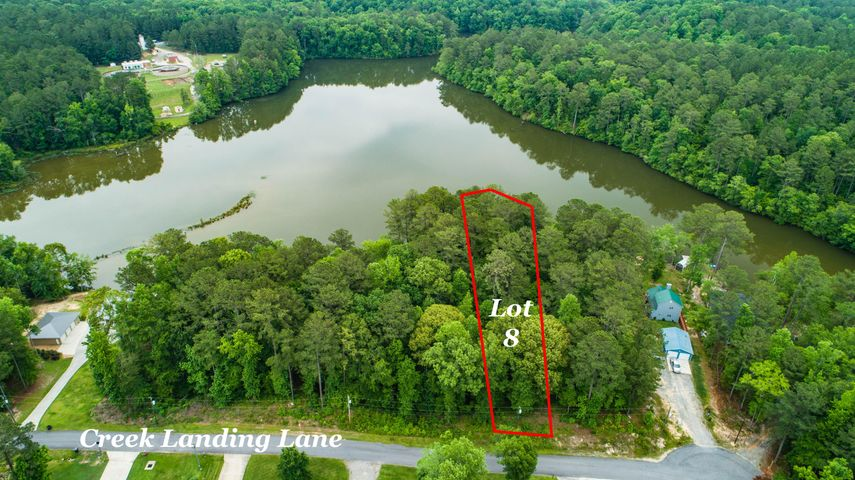 Lot 8 Creek Landing Ln, Alexander City, AL 35010