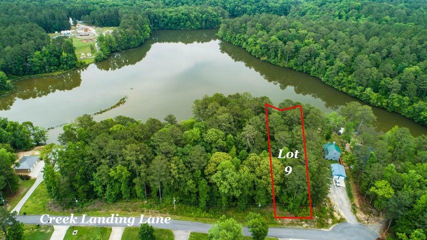 Lot 9 Creek Landing Ln, Alexander City, AL 35010