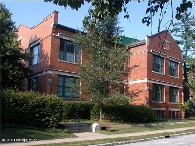 Beautiful condo is a very desirable location off Frankfort Ave.  This historic building was originally built in 1905 and was the home of the George Rogers Clark school.  The building was completely redone in 1987.  This 2 bedroom, 2 full bath unit has been meticulously maintained and completely recently remodeled. The living room, dining area,...