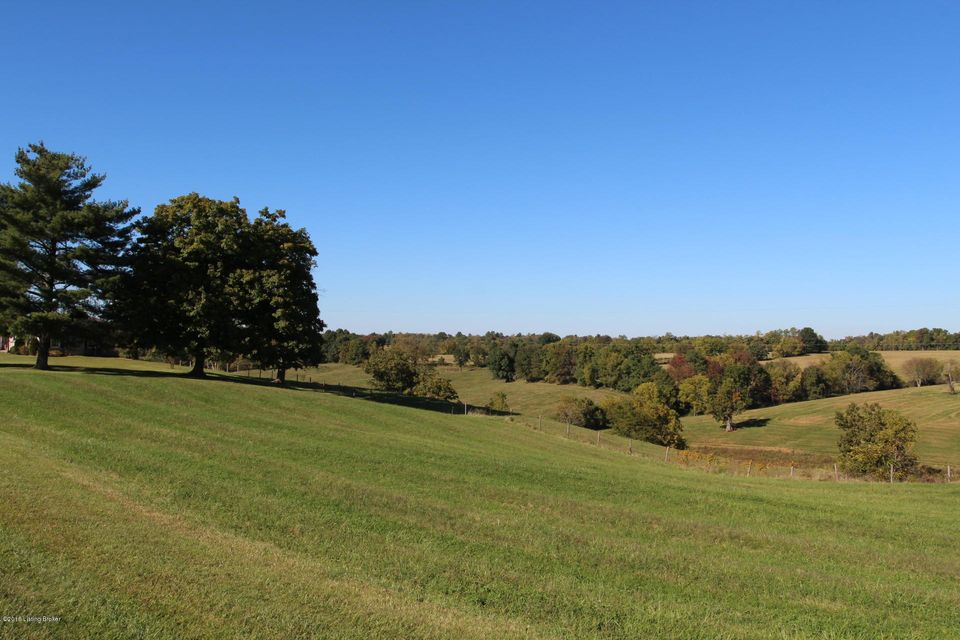 Gorgeous & historic acreage! * WESTPORT-LAGRANGE in N Oldham Co * Appr 198 ACRES   * NEW PRICE - asking $7737 per acre * Full DRONE VIDEO on MLS * Off designated scenic US 42 * Spectacular PANORAMIC VIEWS * Beautiful lush hills, valleys & pastures * Near OHIO RIVER * 18-MILE CREEK & KERLIN SPRINGS run through * Numerous PASTURES * Varied terrain with STUNNING VISTAS: Grassy high & low PLAINS; gently rolling HILLS; CLEARED & TREED * Points on high with 360-DEGREE VIEWS of glorious farm, ponds, creek & land in all directions  * TWO MODEST HOMES: Tenant/Ranch home & charming late 1800s home most recently used as Antique Shop * Will consider LARGE-TRACT SUBDIVIDE--approx 75-100 acres * Thanks for your interest and for helping to spread the word about this fabulous rolling acreage!