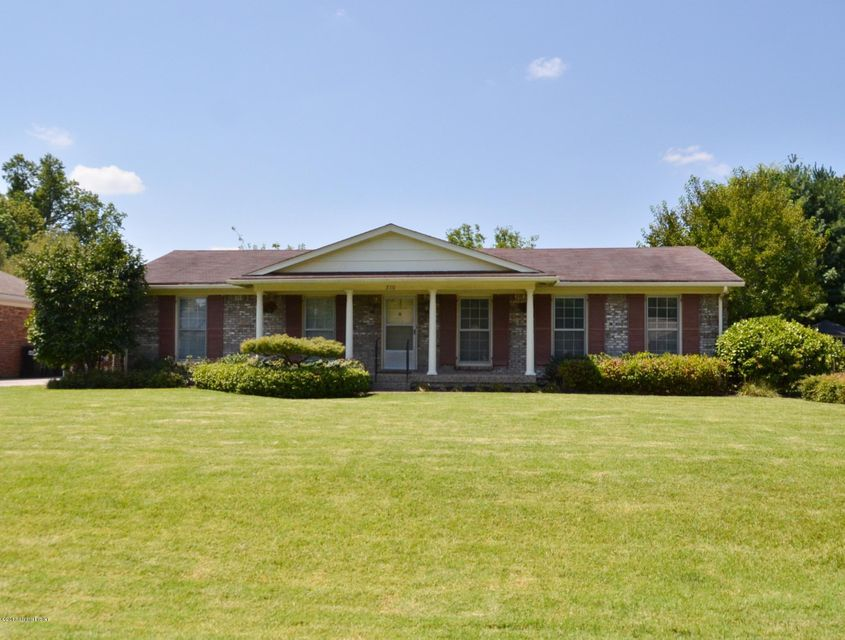 310 Moser Rd, Jeffersontown, KY 40220