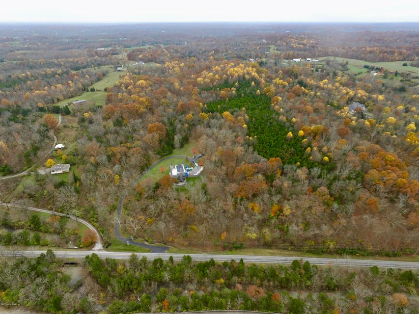 Approximately 38.5 Acres of beautifully wooded land within the Jefferson County lines. Located less than 5 miles from the Gene Synder Freeway (I-265) and in close proximity to the Tyler Center shops and restaurants. Land is currently zoned R-4.