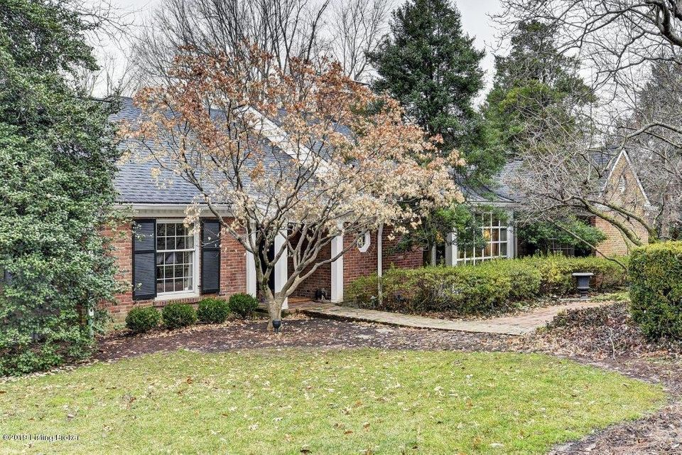 Location, location, location!  Stunning updated four bedroom, three full, two half bath, 1 1/2 story on 1.6 PRIVATE acres in Indian Hills! Very open plan... Perfect for entertaining...Deceptively large... Lavish second-floor master bedroom! In-ground pool! Koi pond. Incredible storage!