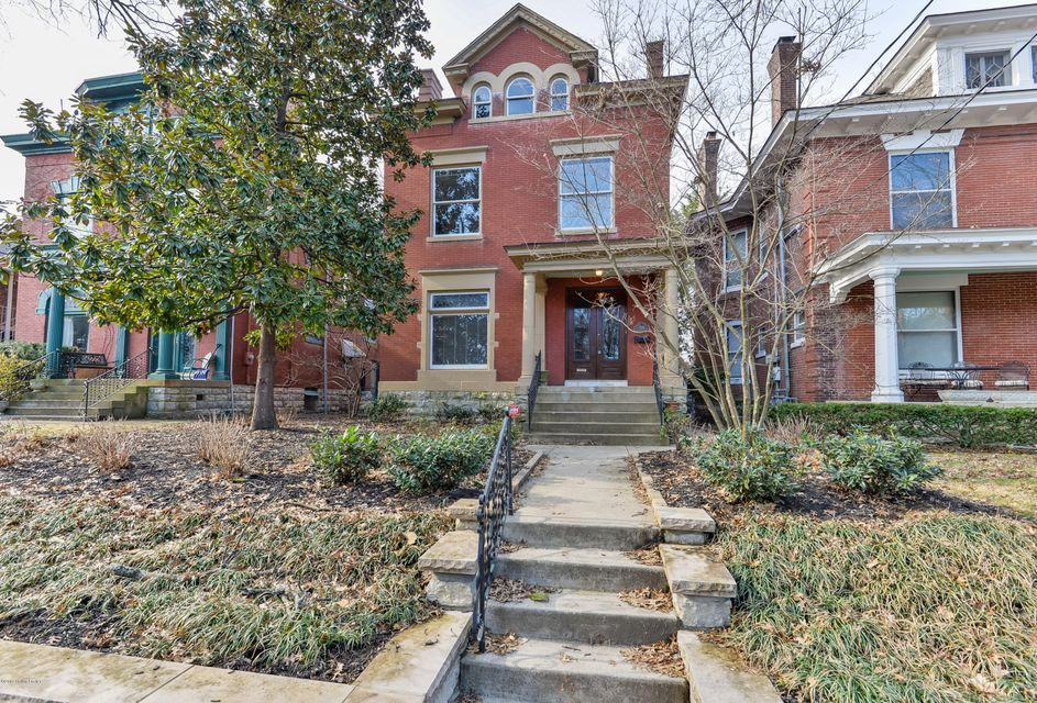 Located in the heart of the Highlands, this turn-of-the-century home offers the opportunity to leave a fresh mark on local legacy, building upon stunning features already in place, including exceptional trim and millwork, original hardwood floors, high ceilings, stunning fireplace mantles, and much more throughout. From the columned front...