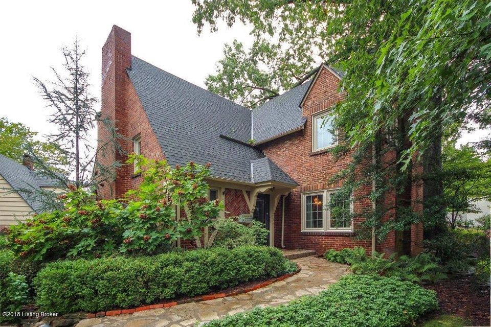 Impeccable, charming Tudor in superb condition, ready for the most discriminating buyer. This secluded location is part of a walking neighborhood close to Bardstown Road and Cherokee Park. Gorgeous hardwood floors grace most of the first and second floors. The house has great flow with large, open rooms. The updated kitchen features cherry...