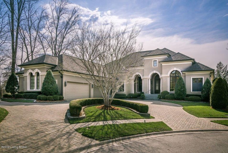 An unbelievable opportunity to own this incredible Lake Forest property on the 17th fairway behind the pond! This grand Mediterranean Ranch walkout offers ultimate privacy, unparalleled craftsmanship, and breathtaking views. The stunning, custom-made iron doors welcome you into this executive home with 12 foot ceilings on each level. The entry...