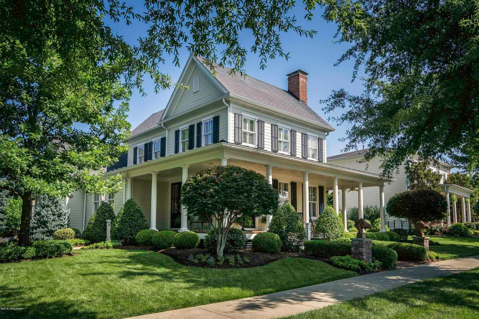 Step into a modern day farmhouse' that combines both French & farmhouse styles! This Norton Commons corner lot displays unique features & characteristics developed only from the best craftsmanship you will find in Prospect. As you walk up the brick walkway, you're greeted by a large, country style porch, that takes you to an ambience you can...