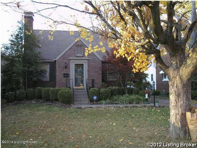 Charming St. Matthews Cape Cope in perfect condition just blocks from Seneca Park. 3 bedrooms, 2 full baths and more than 2100 sq ft. Kitchen has been updated with white cabinets. Hardwood floors throughout the 1st floor. Two bedrooms with full bath on 1st floor. Upstairs is large master with full bath and sitting area or office off bedroom...