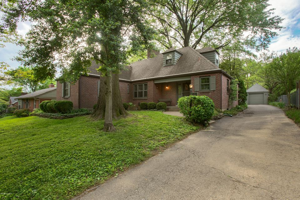 VERY MOTIVATED SELLER! Spectacular mid-century brick ranch nestled on one of the quietest streets in Audubon Park! This home has an abundance of unique features and is sure to impress! Oak hardwood floors greet you upon entry. The living room features wood burning fireplace & picture windows and leads to the inviting sunporch with louvered...