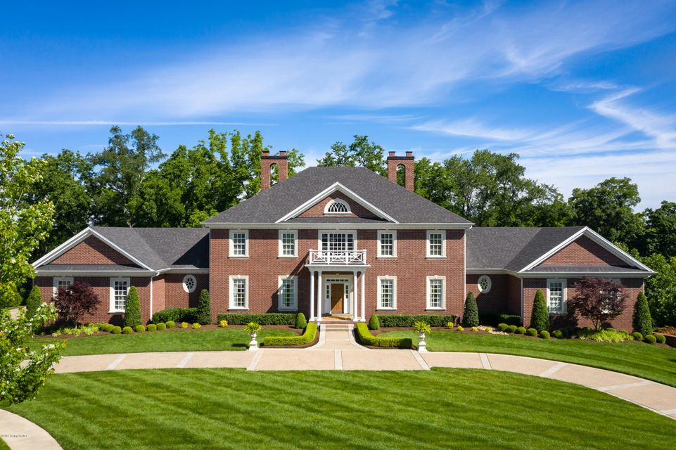Stunningly situated on a private treed lot within Louisville's most exclusive neighborhood, this Georgian estate home offers breathtaking classical architecture with luxurious interior finishes, finding the perfect balance between elegance and warmth. Featuring incredible views of a sweeping backyard that adjoins protected green space, the...