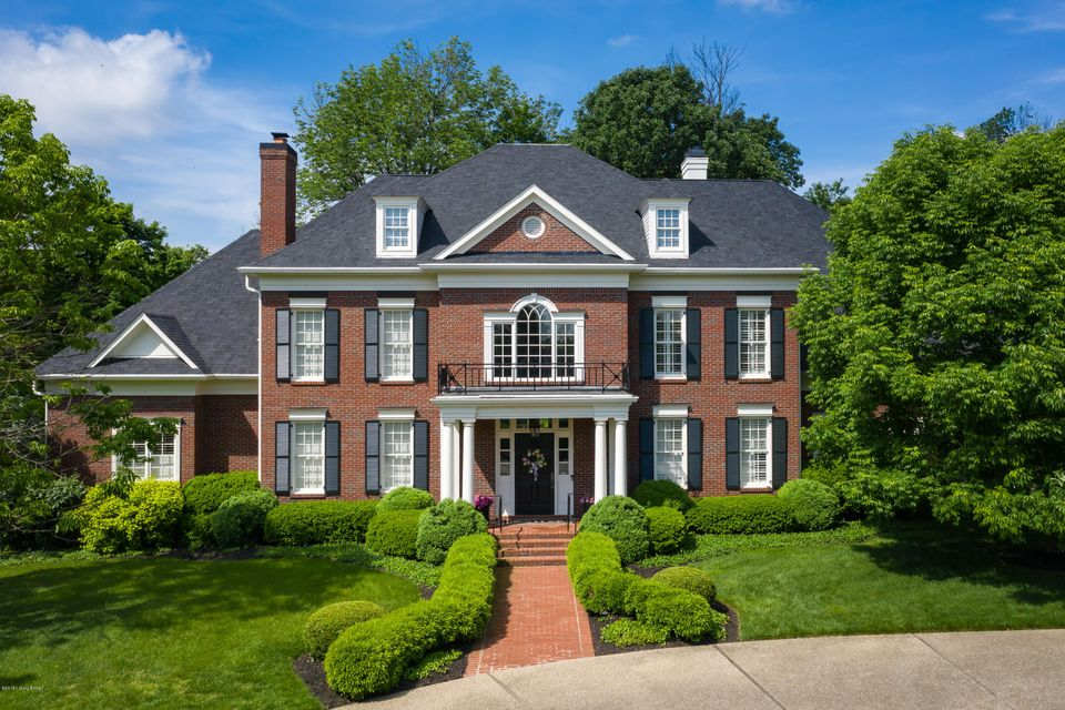 Absolutely remarkable Georgian estate on a private 1.5 acre corner lot in the highly desirable neighborhood of Mockingbird Gardens! The meticulously maintained boxwoods enclosing the front lawn are a perfect reflection of the refined design and millwork you'll find inside. As you explore the property, take note of the beautiful craftsmanship...