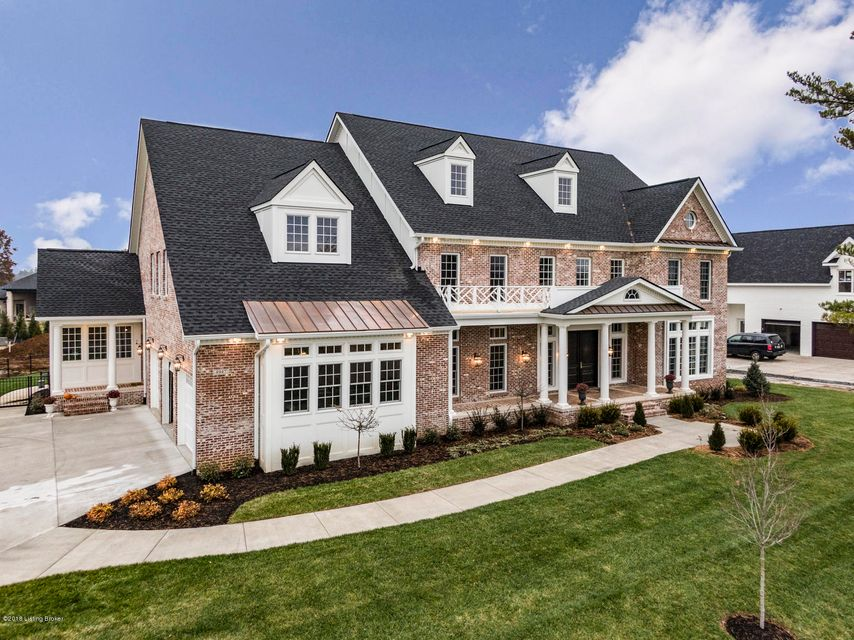 Impressive Custom Built home completed in September 2018 just as owner is relocated. This impressive 10,216 square feet has attention to detail and the Wow factor throughout. Every turn is full of surprising features and detail. Featuring 6 bedrooms, 6 full bathrooms, and 2 half bathrooms. The first floor of this home offers 20 foot ceiling...