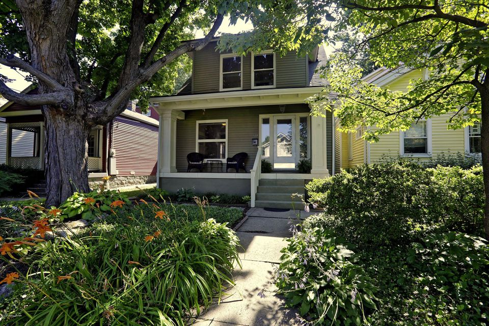 Welcome home to this adorably charming Crescent Hill bungalow! Located in the heart of the desirable and historic Crescent Hill, you'll find high ceilings, crown molding and original hardwood floors throughout this home. Downstairs features an entry foyer, dining room, living room, guest bathroom (Full) and the eat-in kitchen that has lots...