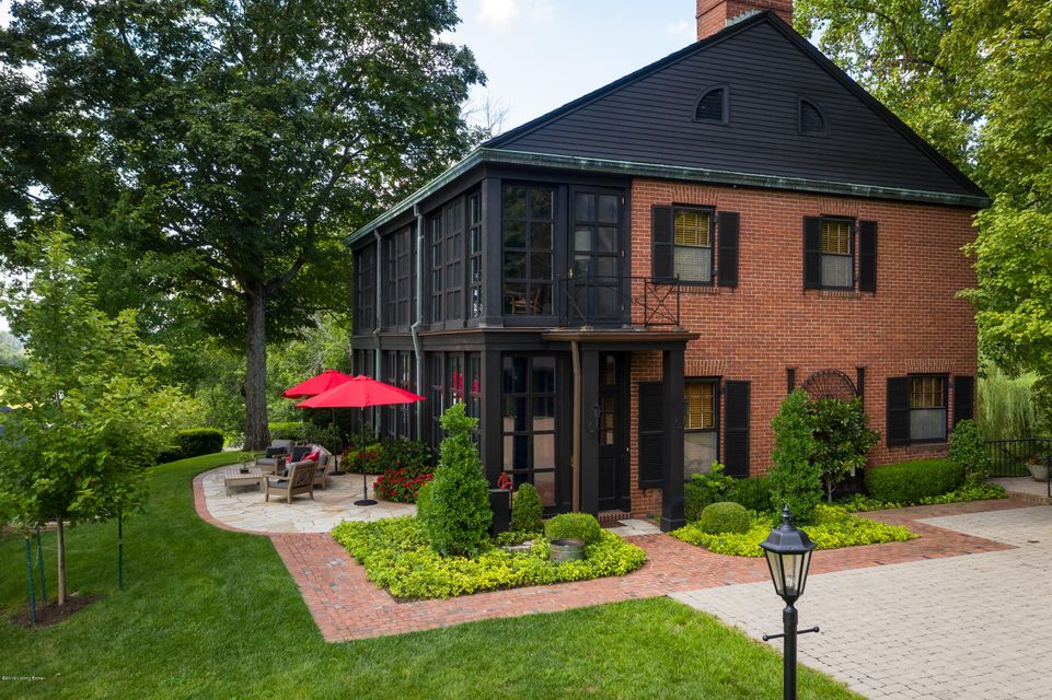 This outstanding home was built in the late 1930's as the country retreat for an executive that resided at the Seelbach Hotel. He required the interior to look like the hotel and even installed an elevator similar to the one at the Seelbach. After numerous updates over the years, all done to carefully preserve the rich heritage of the home,...
