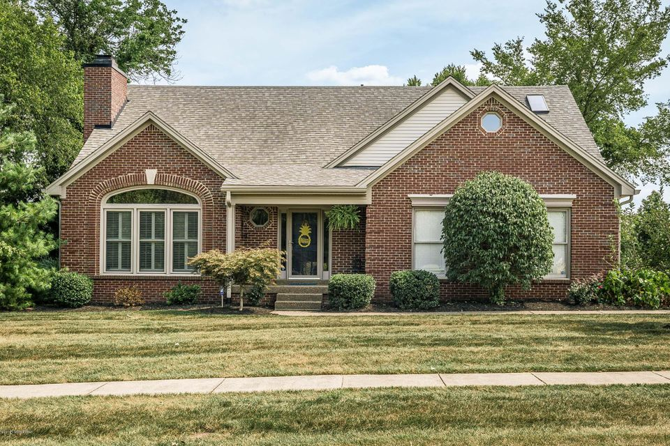 Stunning brick, 4 bedroom home in the highly sought after Polo Fields neighborhood! Situated on a large corner lot, this home features a partially finished basement (professionally finished in 2017), 2 car attached garage, and a first floor master suite. When you enter the home you will notice the open living room with built in shelves surrounding...