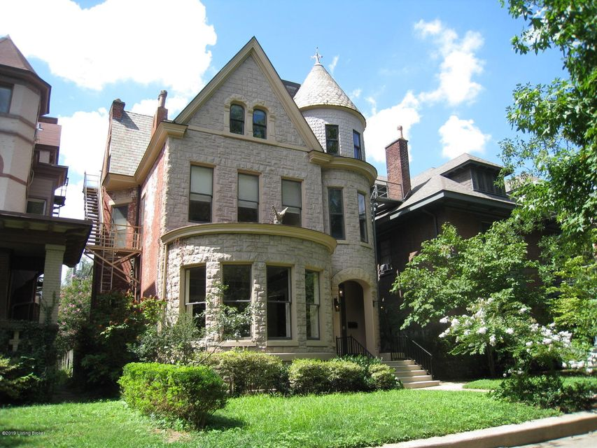 When Harry Lucas went shopping in the 1890s after the Southern Exposition was dismantled, he bought one of first homes on the renowned Saint James Court, show place of the Old Louisville Historic Preservation District.  It was used as a model home for the newly developing neighborhood fashioned after London's most fashionable district, this...