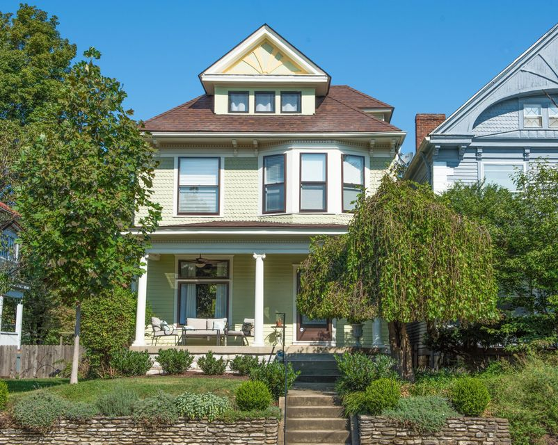 This historic home in the heart of Cherokee Triangle has undergone a top-to-bottom renovation. The owners sought to update the home in ways that celebrated and preserved its time period while adding modern amenities, light, and a sense of fun. The list of updates is seemingly endless, as they can be found both inside and outside the home,...