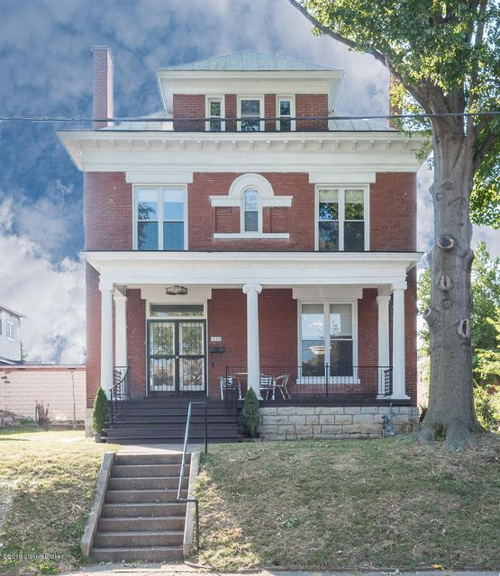 Elegant and gorgeous!!! This Highlands home has been completely renovated all the way from the stunning finishes to the plumbing, electrical, and HVAC units. The house is also plumbed for 3 other kitchens, one on each floor and in the basement incase new owner would like to convert to a four plex. Basement is studded and plumbed for a two...