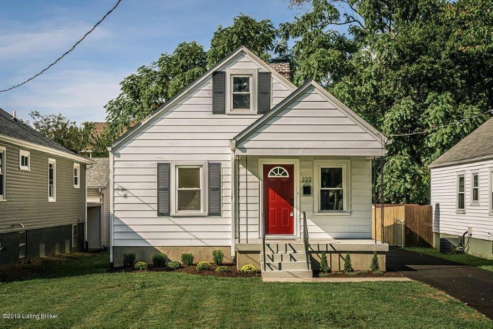 Unbelievable renovation in the heart of Saint Matthews! Fully remodeled from top to bottom, this quintessential cottage features numerous updates and is move-in ready. With fresh landscaping, a brand-new front door and windows, and a charming front porch, the home boasts curb appeal galore. The spacious living room has refinished hardwood...