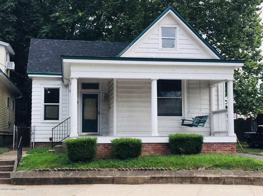 Welcome to 2014 Grinstead Drive in Cherokee Triangle!  Just a few steps from the Highlands restaurants, shops and night life.  Home has been mostly gutted, new roof installed and structural repairs completed, ready for new owner to finish out to their liking and purpose! Cash, hard money loan or renovation loan only.  Make an offer!  Sold...