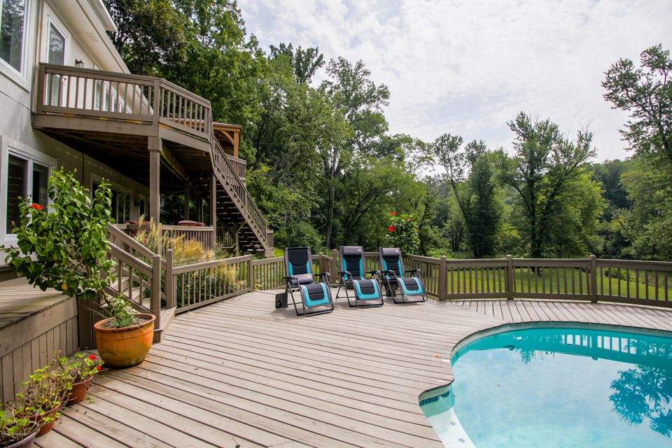 Not often does an opportunity like this come along. WATERFRONT property with the ability to put in at the edge of your property and float to Cunningham's for brunch or drinks at Captain's Quarters. You have an ACRE AND A HALF yard to enjoy from your MULTI-LEVEL DECK with POOL. Recent updates include NEW WINDOWS, NEW HVAC, WATER HEATER and...