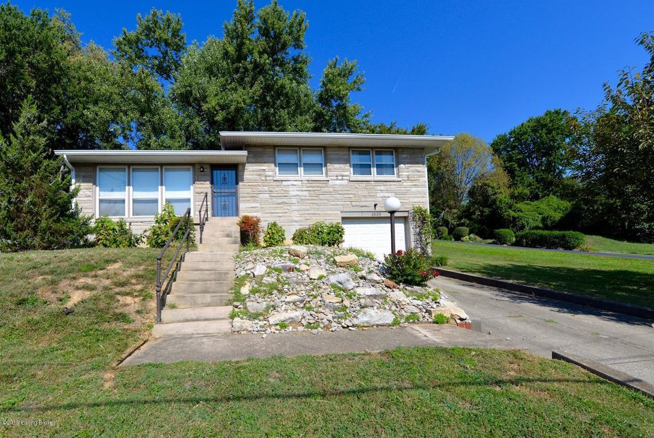 Located in an established neighborhood with park-like setting, this stone, split level house with basement is on a private dead-end street. You will enter the front door into a bright, spacious living room with separate dining area and kitchen with newer appliances. Lots of windows and original hardwood floors throughout! The first floor has...