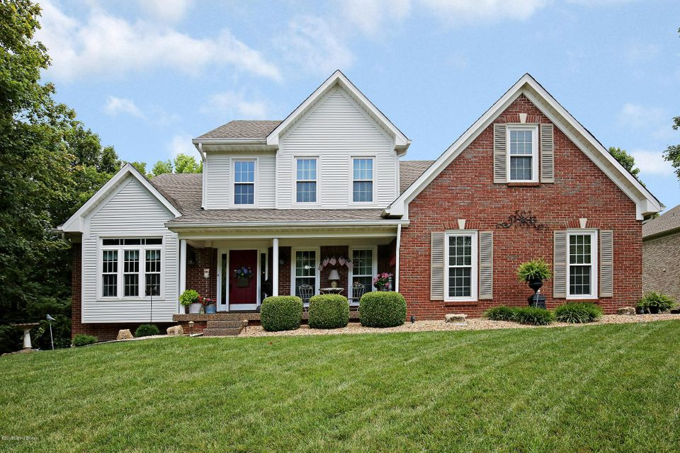 Hurry! NEW PRICE! Previous contract of $390,000 fell through due to buyers not being able to perform. Their loss is your gain! Stunning 6 Bed 3 1/2 Bath w/ walk out finished basement in sought after Polo Fields overlooking the 15th green! Brand new Roof 2019! Landscaped brick exterior & front porch welcome guests. Sparkling hardwood flooring...