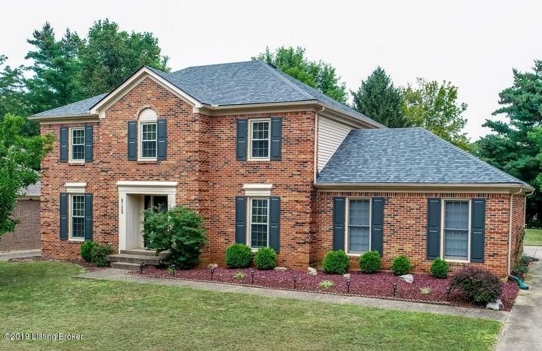 Don't miss this 4 Bedroom, 2.5 bath brick home in Hunting Creek! It's MOVE-IN READY with no wallpaper to strip! Inside are freshly painted neutral colors, wood-look laminate flooring, and lots of natural light! Entertaining would be easy here with a large dining room, family room with fireplace and built-in bar, and a large multi-level deck....