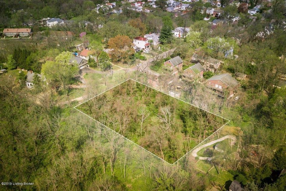 Rare opportunity to purchase a wooded half-acre lot in desirable Crescent Hill! This beautiful piece of property is located at the rear of a cul-de-sac and surrounded on one side by a conservation easement. Build your dream home or retreat in a private, natural setting that is still only a few blocks from the great restaurants and services...