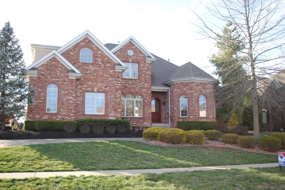 Unbelievable Opportunity! On the Golf Course. 2 Story Walkout Located on Lake Forest Golf Course. Large .42 acre lot. 1st Floor Master Suite. Total of 6 bedrooms and 4 Full Baths. Hardwood Floors in Foyer, Den, and Formal Dining Room. Tiled Flooring in Kitchen and 1st Floor Laundry. Top of the line appliances, New Refrigerator. Gourmet Kitchen...