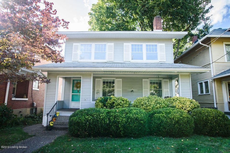 Welcome home to 116 Hillcrest. You don't want to miss out on this stunning home in the heart of Crescent Hill. This 3 bed, 2 bath home has hardwood floors throughout with tall ceilings and a lot of natural light. There is an unfinished basement ready for your finishing touches. The 2 fireplaces will help keep you warm during the cold winter...