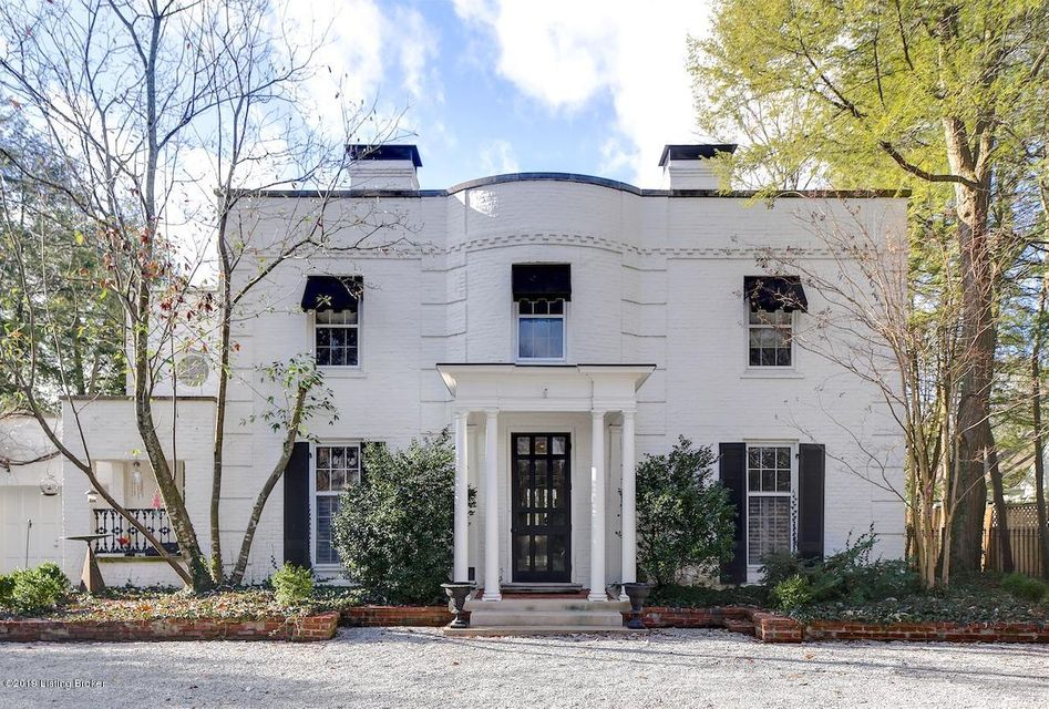 This spectacular ''English Regency'' Frederic Lindley Morgan and later Stratton Hammon designed beauty, with a recent first floor master addition by architects Pat Blackburn/Stan Volker, is located on one of the finest streets, and a most attractive lot,  in the Mockingbird Gardens area.  This well -maintained home is elegant, gracious, comfortable,...
