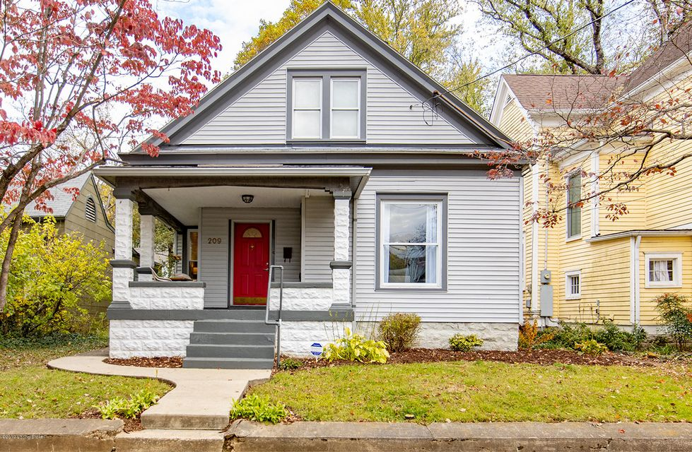 Nestled in the sought after Crescent Hill neighborhood is this charming 4 bedroom, 2.5 bathroom home with a first floor master.  You'll love the tall ceilings and the abundance of natural light that pours into the home when you enter.  There is a wood burning stove tucked away in the living room that is perfect to enjoy this time of year....