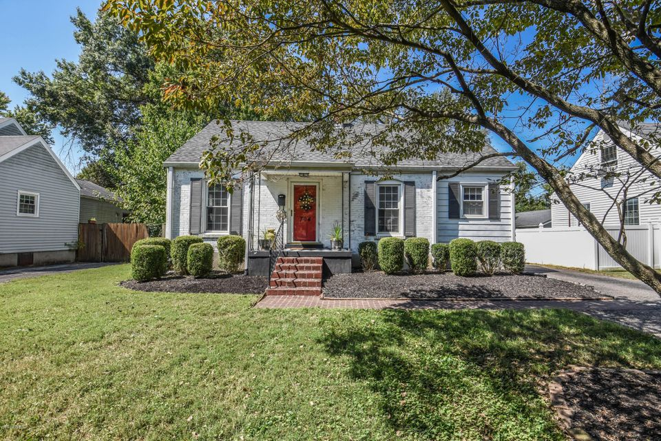Simply ADORABLE and UNBELIEVABLY PRICED home in St. Matthews! Perfect starter home for anyone wanting to get into St. Matthews at a DEAL! Located on a quiet dead end street with 2 car garage and private back yard. Beautiful floors, nice kitchen and updated bathroom. Basement offers another family room area perfect for entertaining and having...