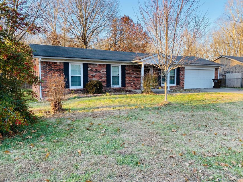 This lovely 3BR, 2 Bath brick ranch is nestled on a private lot in one of Carrollton's finest, mature neighborhoods. This wonderful floor plan shows much larger that the square footage would have you believe. The family room to the rear of the home is truly a treat. It features vaulted ceilings, a wonderful brick fireplace and walkout to the...