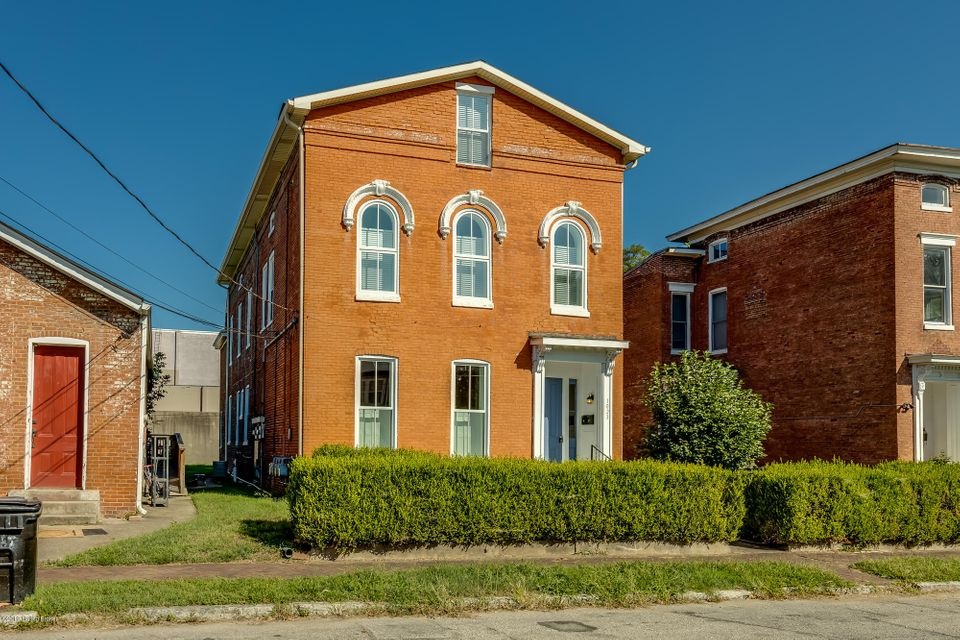 This beautifully renovated 1900s building in Butcher Town, offers all new stainless steel appliances, custom cabinets, granite counter tops, and original exposed brick walls. A spiral stair case will take you upstairs to one of the bedrooms with a half bath. The second bedroom is accessed by stirs near the kitchen with another half bath. The laundry room has custom built in storage racks with washer and dryer connections. Enjoy the upcoming fall weather on your huge second floor deck! Water/sewer and trash are included in the monthly rent. Tenant pays electric, gas, and trash. NO PETS ALLOWED. Call today to schedule a showing!
