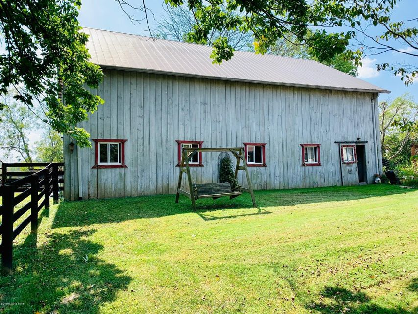 This opportunity doesn't come along often!!! OVER 12 ACRES of Horse Farm with a Nice 2 Bedroom, 2 Bathroom home in a VERY desirable area. This Property offers peaceful country living with Stunning views but close to everything you need. 32x56 Horse barn with 7 Stalls, a 2nd 36x48 barn and 2 Run in Sheds, nice farm fenced in several pastures, Perfect place to build your Dream home. Property sold AS IS with absolutely no warranties expressed written or implied. Buyer to verify any and all information or lack of information including but not limited to square footage, lot size, utilities, foundations, environmental concerns, zoning and intended uses, etc.