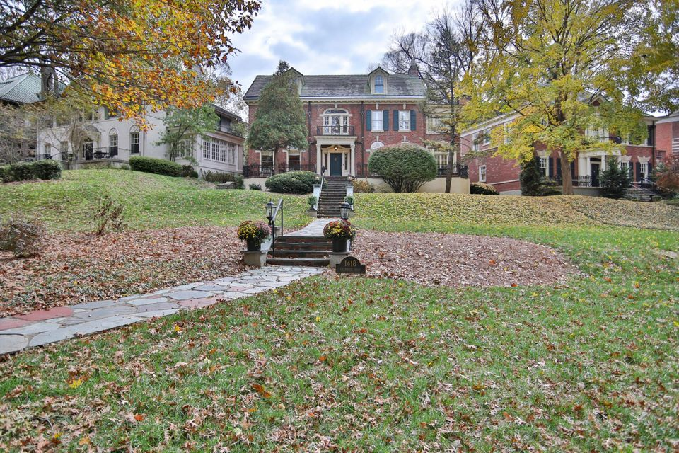 This timeless beauty is totally in move in condition, ready for you to gather your friends and family on the terrace to party in the heart of the Cherokee Triangle! One of the iconic, landmark homes on the hill overlooking Cherokee and Willow Parks. The original 1930 architectural details and workmanship enrich this elegant yet comfortable,...