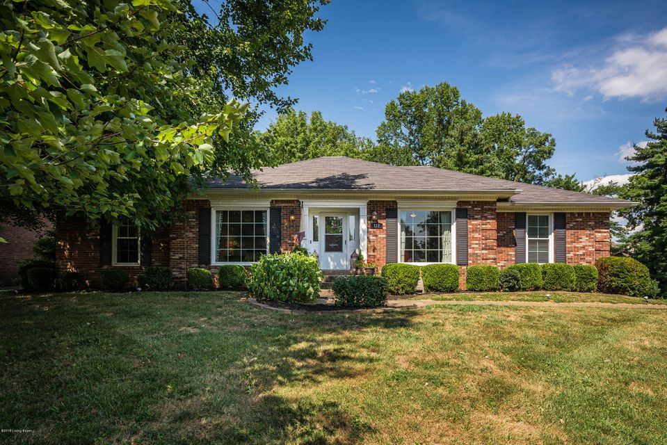 **MOTIVATED SELLER* Welcome home to this elegant and charming brick ranch with over 3700 square feet of living space and an in-law suite in the walk out basement that has just been painted. This home has three large bedrooms, three full baths, and updated kitchen, updated bathrooms on the main level, a beautiful family room with vaulted ceilings, wood-burning fireplace and bar area. The expansive master suite has an updated bathroom and walk-in closet. Downstairs, the huge basement has another family room with another wood-burning fireplace, full kitchen, full bathroom and lots of bedroom space, making it the perfect in-law or college student suite. Make your appointment to see this fantastic home today!