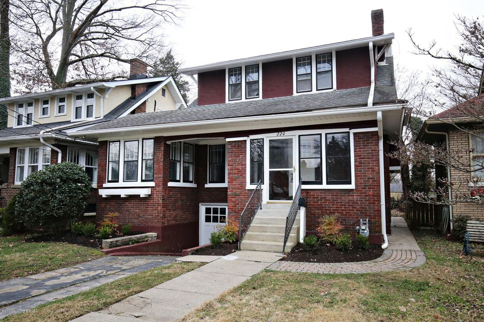 Location! Renovated charmer in the heart of St. Matthews! New kitchen with quartz countertops, newly refinished hardwood floors, renovated bathrooms, new paint throughout, new partially finished basement, large deck.... too much to list!  Agent has ownership interest in the property.