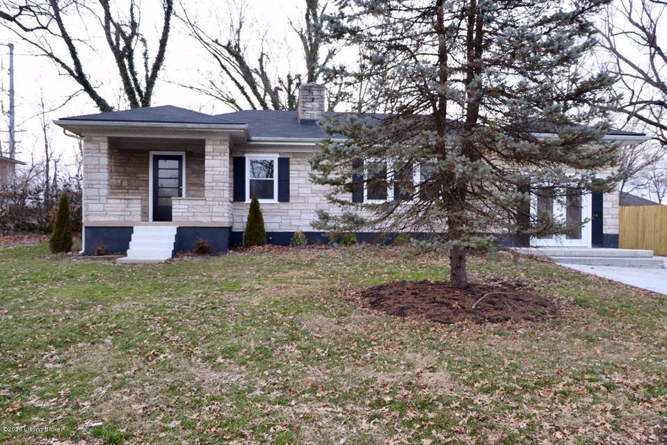 Updated Stone Ranch located in rural Eastwood, Large Covered Front Porch , New Tilt-in Thermopane Windows, Classic Living Room w/ Warm & Cozy Wood Burning Fplc, Refinished Hardwood Flrs, Spacious Bedrooms w/ Refinished Hardwood Floors, Updated Kitchen w/ Natural Finished Maple Cabinets, Stainless Appliances, Ceramic Tiled Flrs. Opening to...