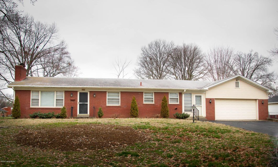 This 3 bedroom 2 bath brick ranch is situated on a corner lot in Woodlawn Park. Hardwood floors flow throughout the dining room, living room, hallway and bedrooms. Enjoy the eat-in kitchen, separate dining room and spacious living room with brick fireplace. The home also features an attached 2 car garage and an unfinished basement with additional...