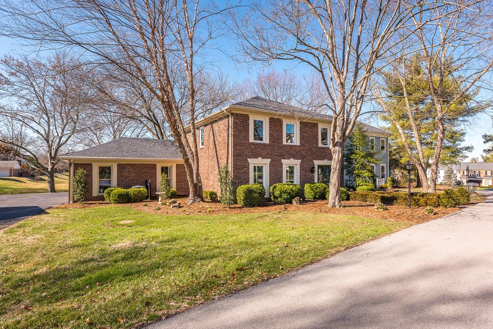 Brick exterior, new champion windows spring of 2017, new roof, gutters and gutter guards spring of 2015 with lifetime warranty (inspected in fall of 2019), new heat exchanger and furnace spring of 2015. Patio with outdoor natural gas fireplace, beautiful view of golf course, natural gas available for barbecue, water fountain. Interior - main...