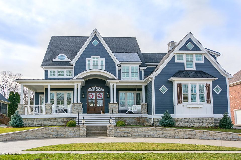 Is This Your Dream Home? Come see this fabulous, coastal inspired 6 Bedroom, 5 Full Bath, 1 Half Bath custom-built home w/ 7,815 sq. ft. of finished living space. Built in 2016 this house offers so many gorgeous features/high-end upgrades & overlooks the 5th hole of the golf course.  You'll love the amazing outdoor living areas w/ beautiful...
